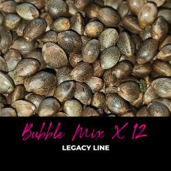 Bubble Mix x12 - Graines de cannabis régulières - Mix