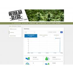 Conviértete en afiliado - Semillas de marihuana regulares - Distribution