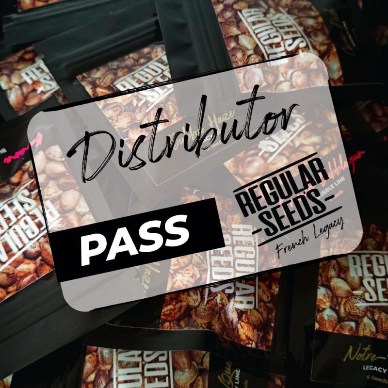 Devenez distributeur - Graines de cannabis régulières - Distribution