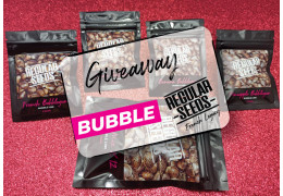 Who will be the 5 winners of our Bubble giveaway?